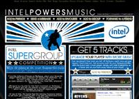 Intel Powers Music